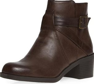 Dorothy Perkins, 1134[^]262015000708470 Womens Chocolate luella boots- Brown DP22329753