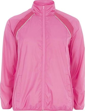 Dorothy Perkins, 1134[^]262015000695702 Womens DP Active Fluoro Pink Reflective Jacket-