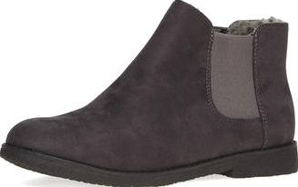 Dorothy Perkins, 1134[^]262015000708270 Womens Grey borneo chelsea boots- Grey