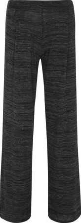 Dorothy Perkins, 1134[^]262015000709092 Womens Grey Marl Jersey Palazzo Pants- Grey