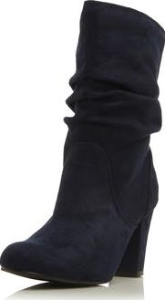 Dorothy Perkins, 1134[^]262015000706460 Womens Head Over Heels Rhoda Ruched Heeled