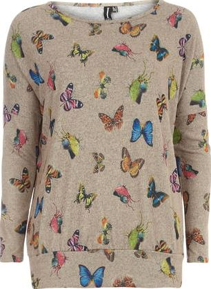 Dorothy Perkins, 1134[^]262015000706834 Womens Izabel London Multi Natural Knitted Top-