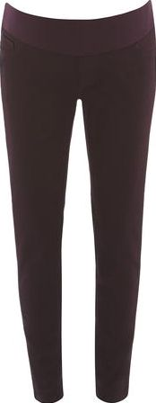 Dorothy Perkins, 1134[^]262015000705409 Womens Maternity Aubergine Underbump Jeggings-
