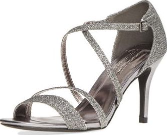 Dorothy Perkins, 1134[^]262015000710918 Womens Pewter Blitz sandals- Grey DP22331322