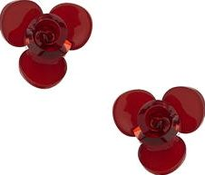 Dorothy Perkins, 1134[^]262015000709281 Womens Red 3D Flower Stud- Red DP49816173