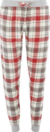Dorothy Perkins, 1134[^]262015000708675 Womens Red Check Pyjama Pants- Red DP33103412