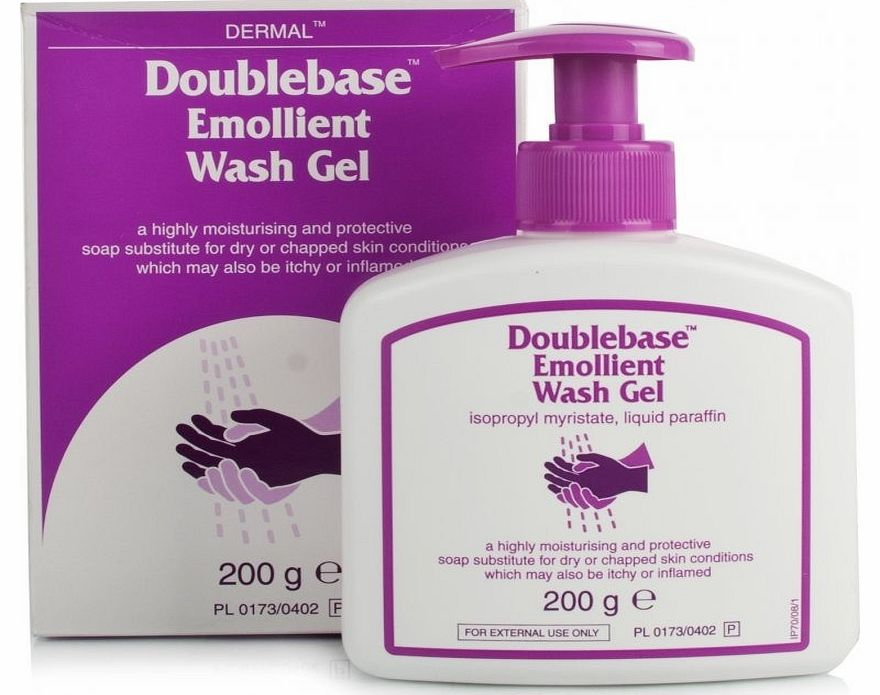 Emollient Wash Gel