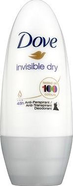Dove, 2041[^]10084355 Invisible Dry Anti-Perspirant Roll On 50ml