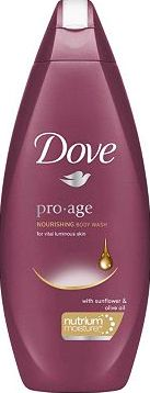 Dove, 2041[^]10063455 Pro Age Body Wash 250ml 10063455