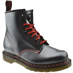 Female Dr Martens 1460 Leather Upper Casual in Pewter