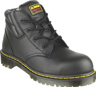 Dr Martens, 1228[^]1916F Icon 7B09 Safety Boots Black Size 5