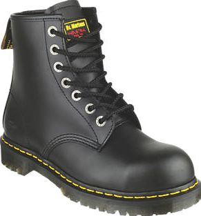 Dr Martens, 1228[^]6327F Icon 7B10 Safety Boots Black Size 3