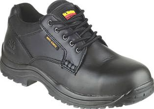 Dr Martens, 1228[^]7115F Keadby Safety Shoes Black Size 11 7115F