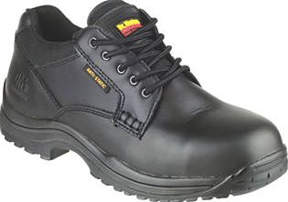 Dr Martens, 1228[^]4218F Keadby Safety Shoes Black Size 12 4218F
