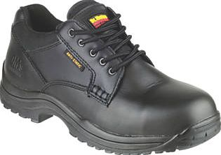 Dr Martens, 1228[^]1921F Keadby Safety Shoes Black Size 8 1921F