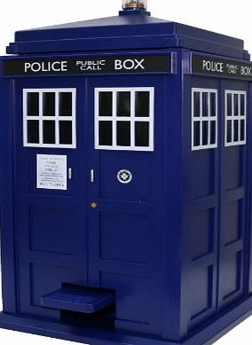 Dr Who Doctor Who Tardis Flip-top Pedal Bin