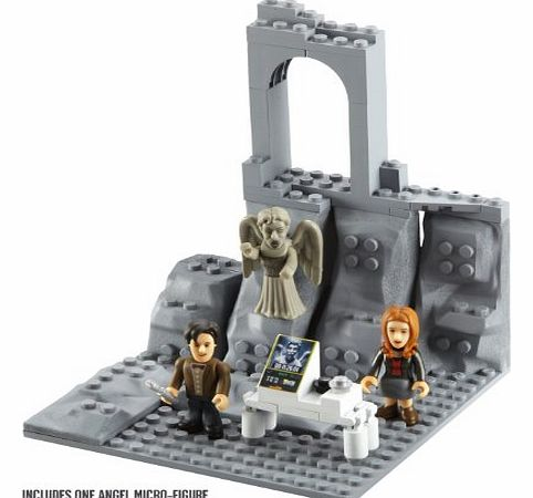 Doctor Who the Time of Angels Mini Construction Playset