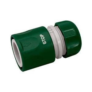 1/2`` Garden Hose Connector With Water