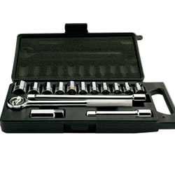 Draper 15 Piece Metric Socket Set product image