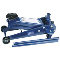 Draper 2 Tonne Heavy Duty Garage Trolley Jack product image
