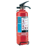 Draper 2Kg Dry Powder Fire Extinguisher product image