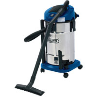 Draper Wet and Dry Vacuum Cleaner 30 Litre product image