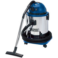 Draper Wet and Dry Vacuum Cleaner 50 Litre product image