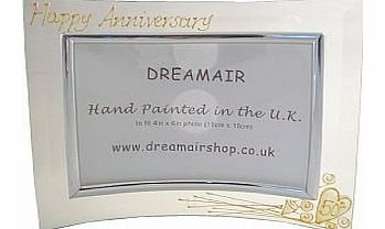 Dreamairshop 50th Golden Wedding Anniversary Gift Photo Frame( Land ...