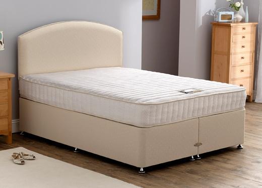 Luxury divan beds reviews for Beige divan bed