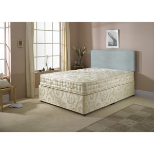 Divan pocket sprung beds for 6 foot divan