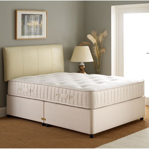 Dreamworks beds carnaby latex 5ft kingsize divan review for 5 foot divan beds