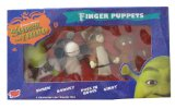 SHREK THE THIRD - FINGER PUPPETS