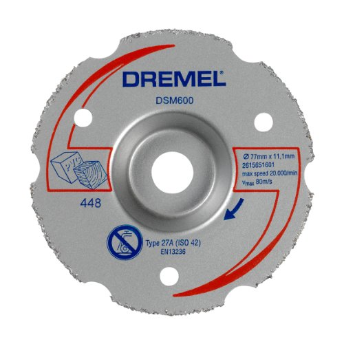 Saw-Max DSM20 Multipurpose Flush Cutting Wheel