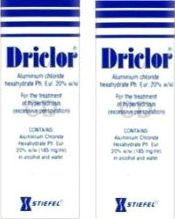 Driclor, 2102[^]0066614 Roll-On - Twin Pack