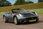 Driving Ferrari California Plus Experience