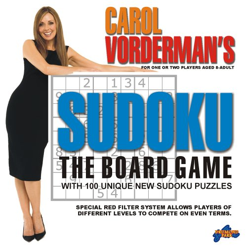 Drumond Park Carol Vordermans Sudoku - The Board Game product image
