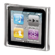 DS Crystal Case MP3 Window Case for iPod nano 6G product image