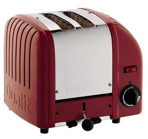 Dualit 2 Slot Red Toaster Review Compare Prices Buy Online