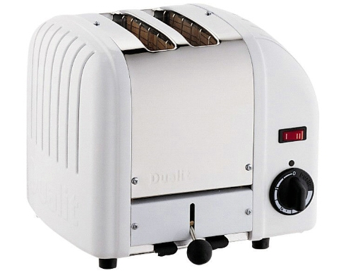 Dualit 2 Slot White Toaster Review Compare Prices Buy