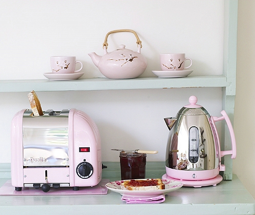 Dualit Petal Pink Kettle And Toaster Set Review Compare