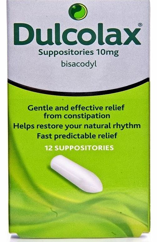 Suppositories 10mg