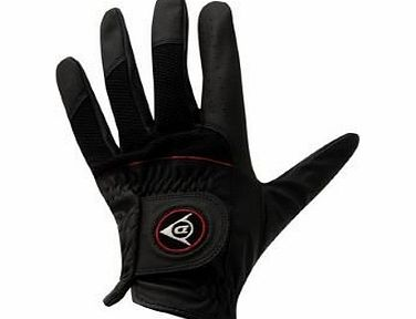 Dunlop Left Handed Tour All Weather Golf Glove Black Med/Lge product image