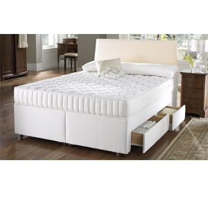 Dunlopillo classic latex beds the firmrest 6ft zip and link divan bed review compare prices Zip and link divan beds
