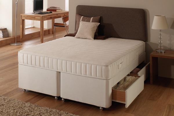 Diamond mattress dunlopillo for 180 cm divan