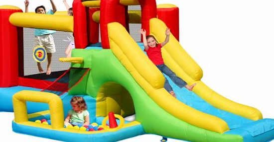 Castle outdoor toys reviews for Duplay happy hop