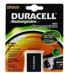 DURACELL CAMCORDER BATTERY 7.4V 900MAH