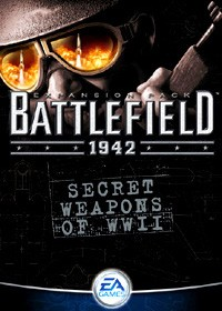 EA Battlefield 1942 Secret Weapons of WWII PC