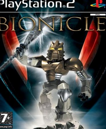 EA Bionicle The Game PS2 product image