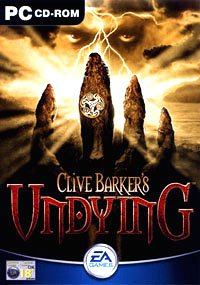 EA Clive Barkers Undying PC