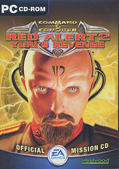 EA Command & Conquer Yuris Revenge PC